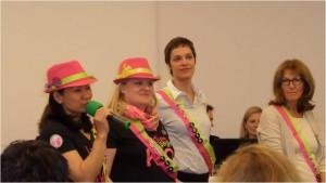 DAs Team NSP K.O. Tropfen aus Aachen berichtet über die Fortschritte des Projektes
