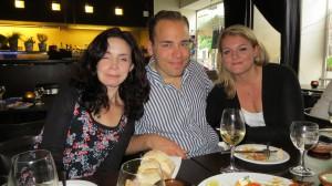 Unsere Aspirantin, Peter und Xenia