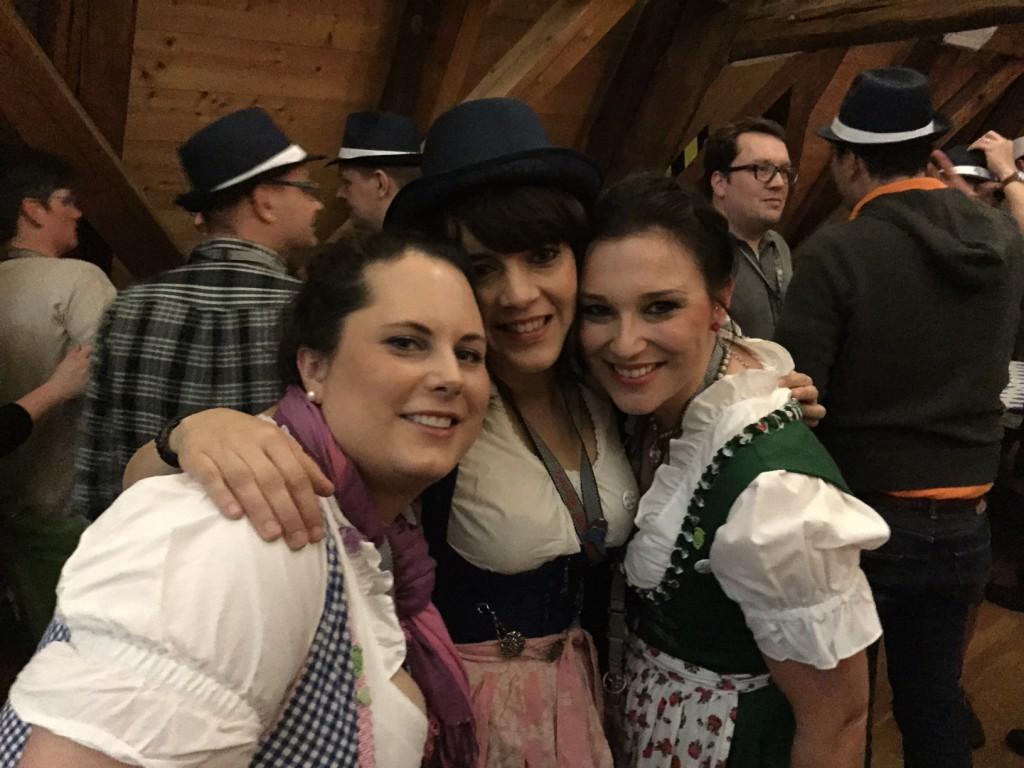 Erster Abend - bayrisch