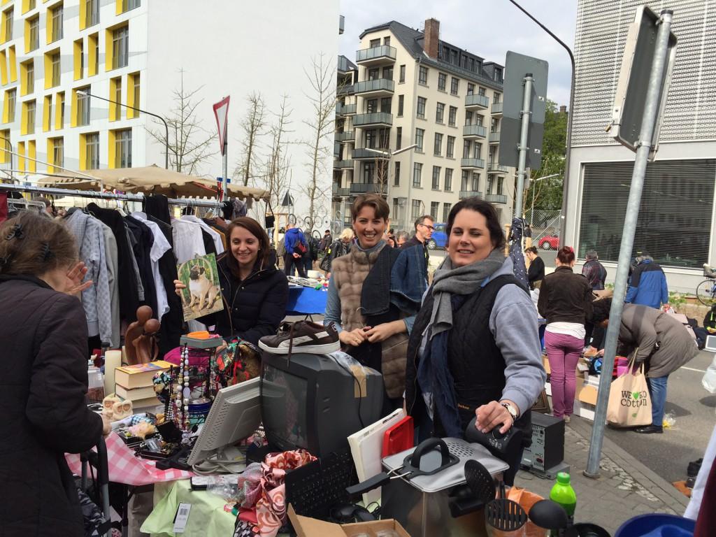 2015 04 11 Flohmarkt